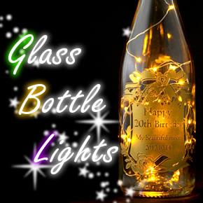 ボトルライト 6色