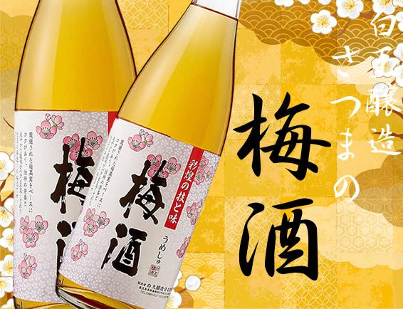さつま梅酒(一升瓶)